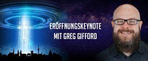 Keynote mit Greg Gifford
