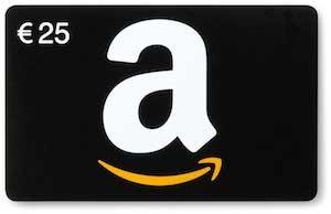 Gewinnt einen 25 Euro Amazon Gutschein!